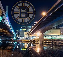 Boston Bruins by D1224M