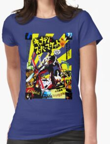 Oriental Dead Womens Fitted T-Shirt