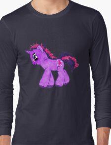 Derpy Twilight Sparkle Long Sleeve T-Shirt