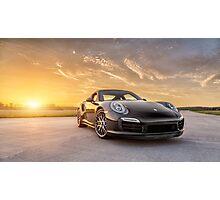2015 Porsche 911 Turbo S Photographic Print