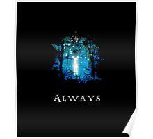 Snape's Patronus Poster