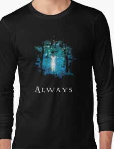 Snape's Patronus Long Sleeve T-Shirt