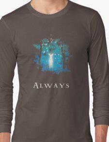 Snape's Patronus Long Sleeve T-Shirt