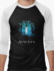 Snape's Patronus Men's Baseball ¾ T-Shirt