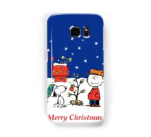 Charlie Christmas Tree Samsung Galaxy Case/Skin