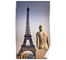 The Eiffel Tower, 2 Poster