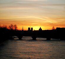 Parisian Dawn by SHappe