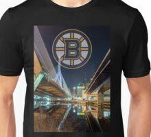 Bruins over Boston Unisex T-Shirt
