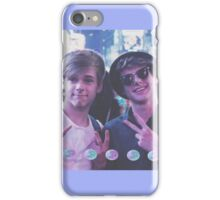 Luke and Mikey Moons iPhone Case/Skin