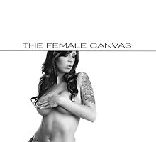 The Female Canvas - Bare Essentials V2 by cosfrog