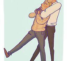 Hug by inchells
