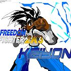 Keiyon-Freedom Fighters 2K3 by TakeshiMedia