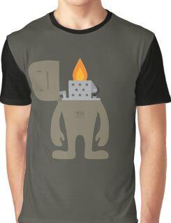 ZippoDeki Graphic T-Shirt