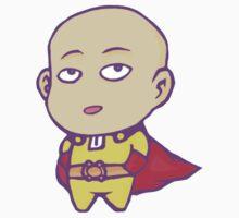 Saitama - One Punch Man by Tetsuryu