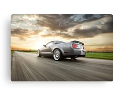 Ford Mustang Shelby GT500 Canvas Print