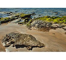 The Rocks Photographic Print
