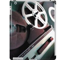 Admiral Tape Recorder iPad Case/Skin