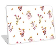 flowers watercolor  Laptop Skin