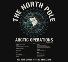 The North Pole by GUS3141592