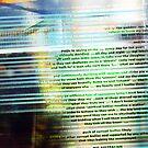 Train - 26 11 12 - Underlines  by Robert Phillips