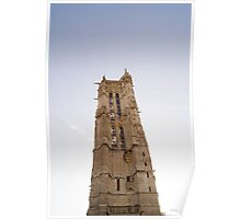 tower holy jack in Paris, France  Poster