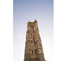 tower holy jack in Paris, France  Photographic Print