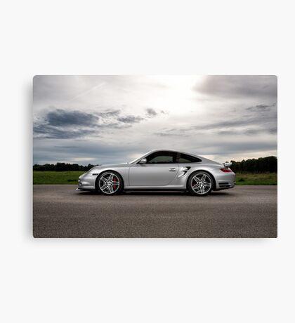 Porsche 997 Turbo Canvas Print