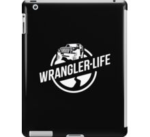 Jeep - Wrangler Life iPad Case/Skin
