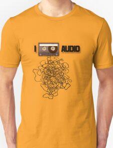 I [ANALOG] AUDIO Unisex T-Shirt