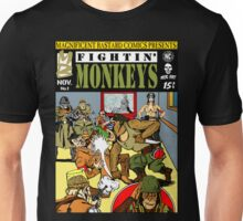 Fightin' Monkeys (Cover) Unisex T-Shirt