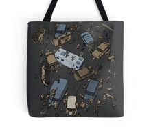 Survival Game Tote Bag