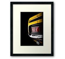 1969 Shelby GT500 Framed Print