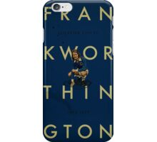 Frank Worthington - Leicester City iPhone Case/Skin