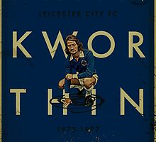 Frank Worthington - Leicester City by homework
