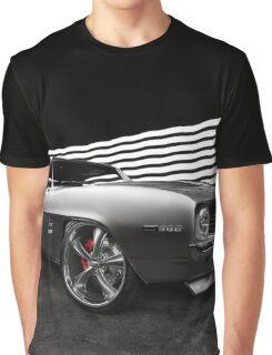 1969 Chevrolet Camaro SS Graphic T-Shirt