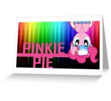 Pinkie Pie Gala Surprise Greeting Card