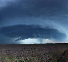 Jandowae Tornadic Supercell by Anthony Cornelius