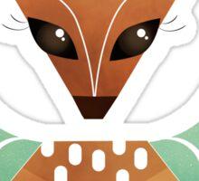 Oh, Deer. Halo or Horns? Sticker