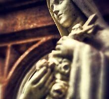 Mother Mary ii by Nikki Smith