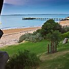 Cowes Foreshore Phillip Island Vic Australia by PhotoJoJo