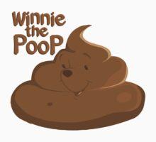 Winnie The Poop by waxmonger