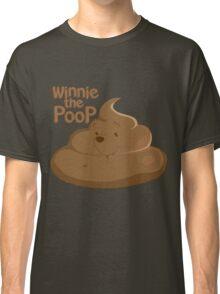 Winnie The Poop Classic T-Shirt