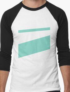 Vector T's Men's Baseball ¾ T-Shirt