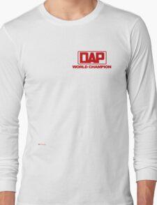 DAP T Shirt original style 70's Long Sleeve T-Shirt