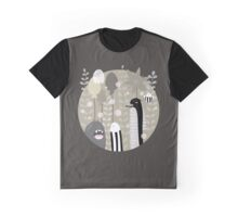 Japanese Fairy Tale / Piece 1 Graphic T-Shirt