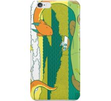 Loch Nessie iPhone Case/Skin