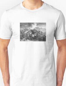 General Custer's Death Struggle T-Shirt