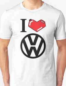 I Heart VW T-Shirt