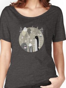 Japanese Fairy Tale / Piece 1 Women's Relaxed Fit T-Shirt