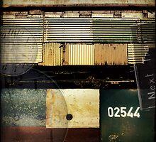 Clocks by Vanessa Barklay